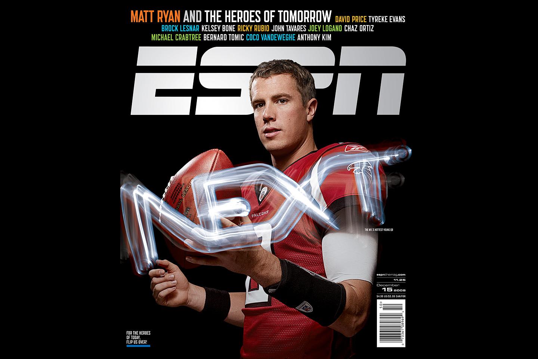 2009: Matt Ryan