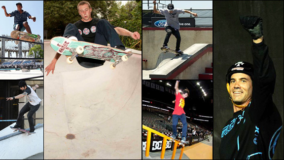 2011: the year in skateboarding