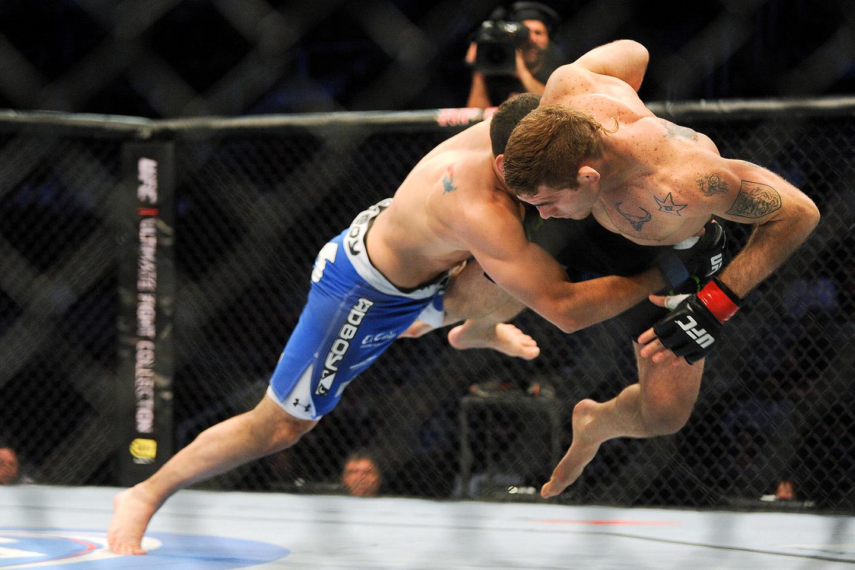 Best MMA Photos of 2011