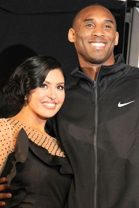 Kobe Bryant, who married wife, Vanessa, in 2001, said Friday that the couple is moving on with our lives together as a family.