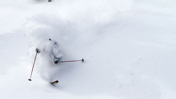 A powdery New Year's at Jackson Hole coincided with TGR's Fall Line camp.