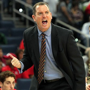 Rutgers coach Mike Rice was suspended three games and fined 50,000 for a violation of athletic department policy.