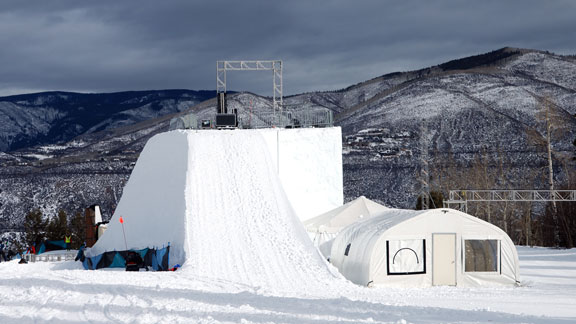 Slopestyle Course