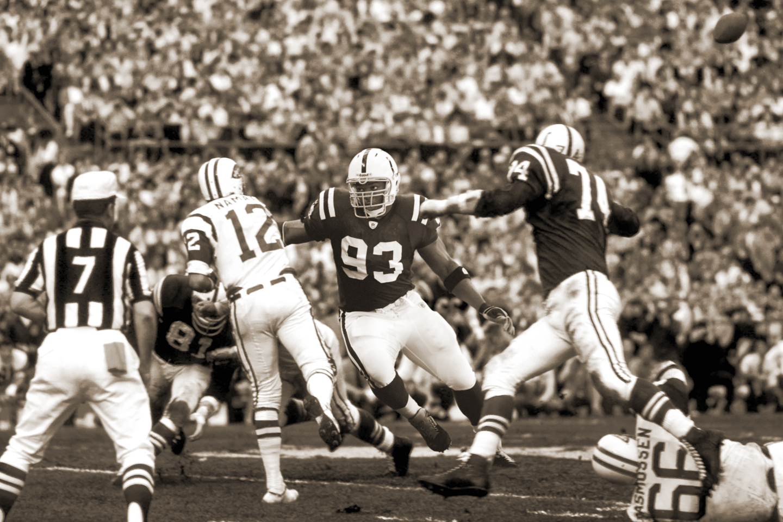 No. 17: Colts DE Dwight Freeney
