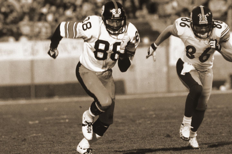 No. 8: Steelers WR Hines Ward