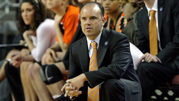 When Scott Rueck took over at Oregon State, the roster consisted of two players.