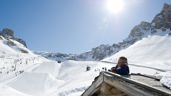 This is the third year that Winter X Games has taken place in Tignes, France, and this week it was announced that the contest would remain in Tignes through at least 2014.
