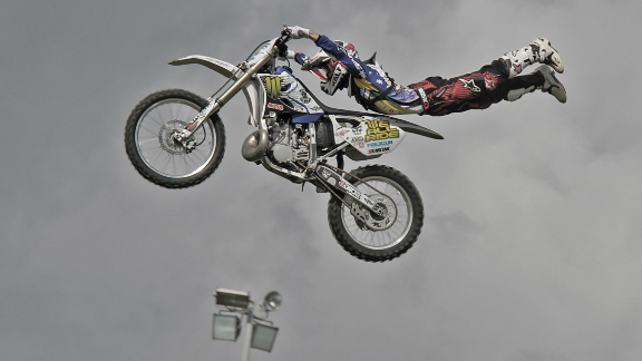With a load of new sponsors and an interest in X Games gold, Jarryd McNeil is back for 2012 with a renewed focus.