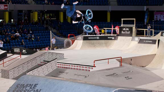 Few people (if any) do 360 tailwhips like Monster Energy's Pat Casey -- and no one does 360 double and triple whips like him.