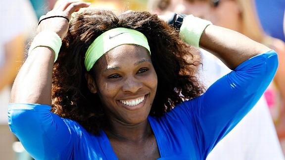 Serena Williams made a shocking first-round exit earlier this week at the French Open.