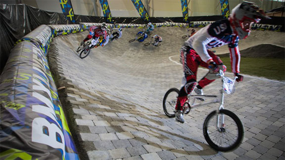 Team USA's Connor Fields was unstoppable in Norway. a class=launchGallery href=http://espn.go.com/action/photos/gallery/_/id/7816397/2012-uci-supercross-round-two-stavanger-norwayiLaunch Gallery »/i/a