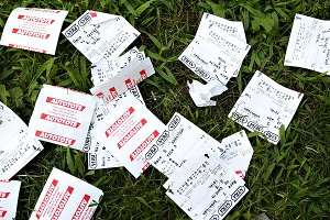 A crumpled winning ticket carried in her wallet was a reminder of our writer's love for Street Sense.