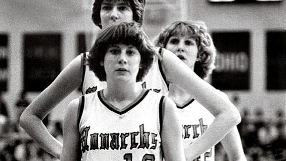 Nancy Lieberman was the first woman to attend ODU on a full athletic scholarship.