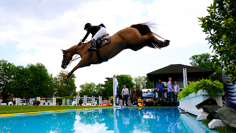 German Jumping & Dressage Grand Prix