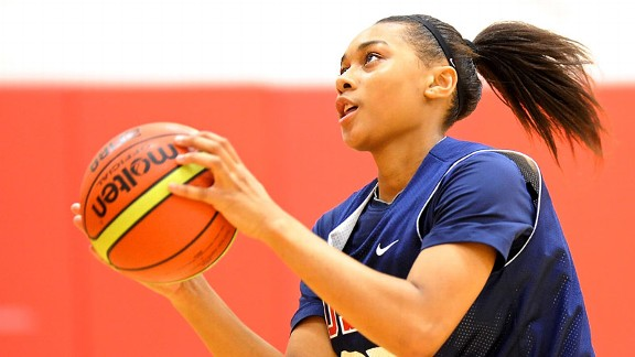 Allisha Gray, the No. 7 prospect in the 2013 class, has been out of action since August with a serious knee injury, but her future North Carolina teammates have stayed in touch and given her support.