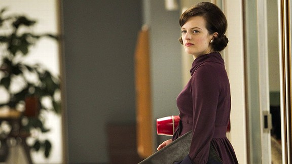 Peggy Olson made her bold move this past week on 'Mad Men.'
