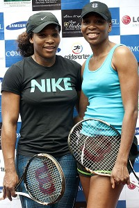 Venus and Serena Williams used to intimidate opponents just by showing up, but those days are long gone.