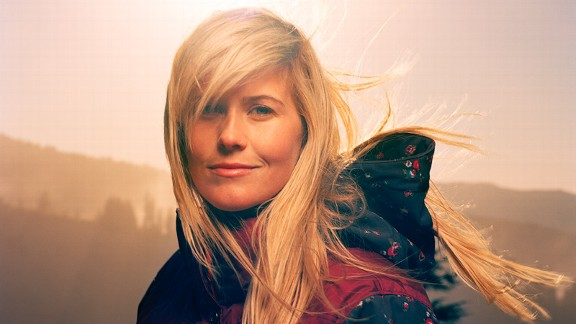 Sarah Burke had visions of the podium in women's ski halfpipe and slopestyle at the 2014 Olympics.