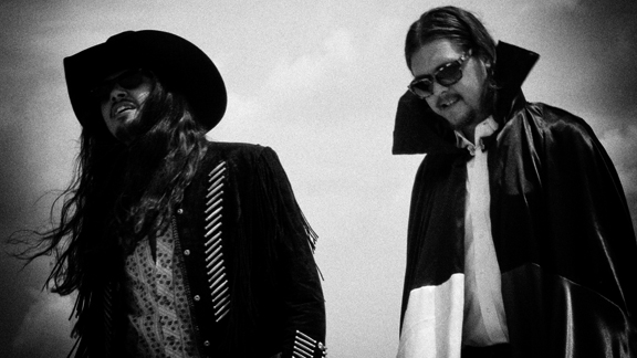 Ghostland Observatory will perform on July 1 at Club Nokia to close out X Games Los Angeles.