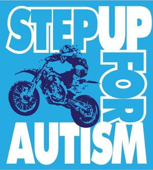Step Up For Autism logo
