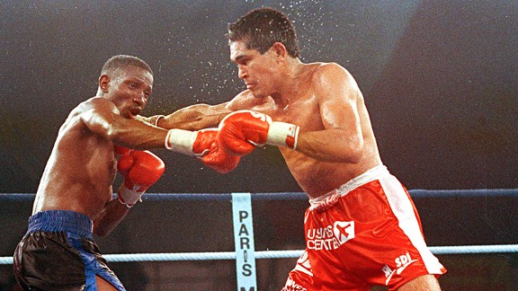 Jose Luis Ramirez and Pernell Whitaker