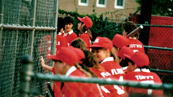 The Red Hots had style and substance, rocking their uniforms and the softball competition back in the 1980s.