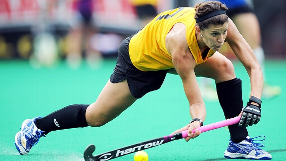 Rachel Dawson played in the High Performance National Championship as part of the U.S. Olympic team selection process.