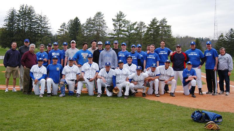 Hamilton Baseball - 2010