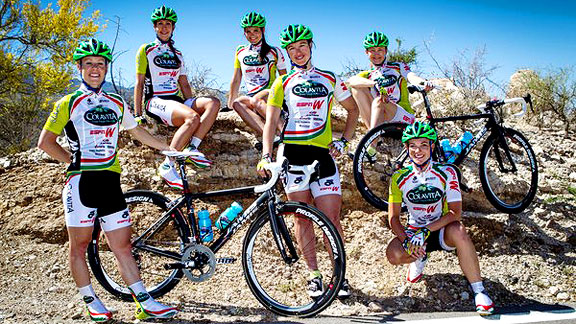 Chemistry is key to Team Colavita or any professional cycling team, especially because each member has specific roles to help meet the overall goal.