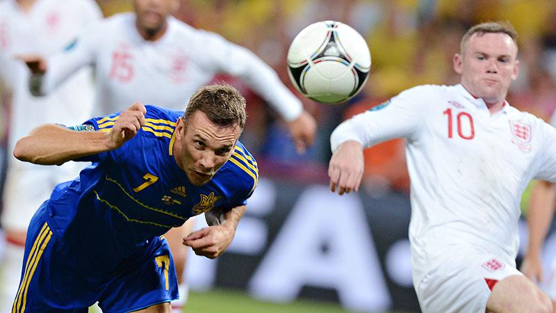 Shevchenko & Rooney