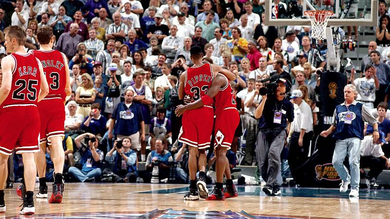 Michael Jordan 1997 NBA Finals