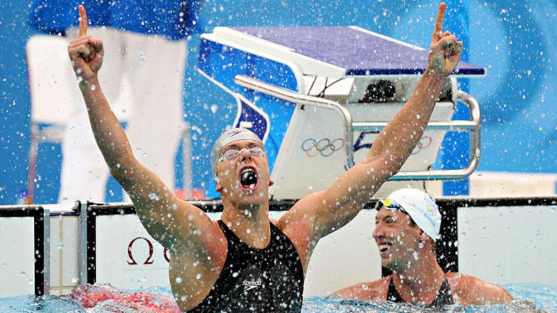 Swimming 50-meter free