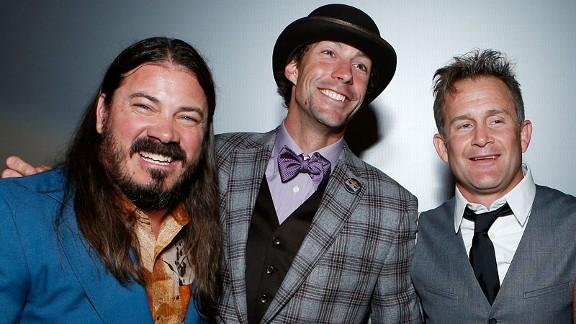 Jeremy Rawle, Travis Pastrana, Gregg Godfrey