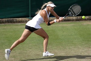 Mirjana Lucic made it to the third round at Wimbledon, earning more than 60,000.