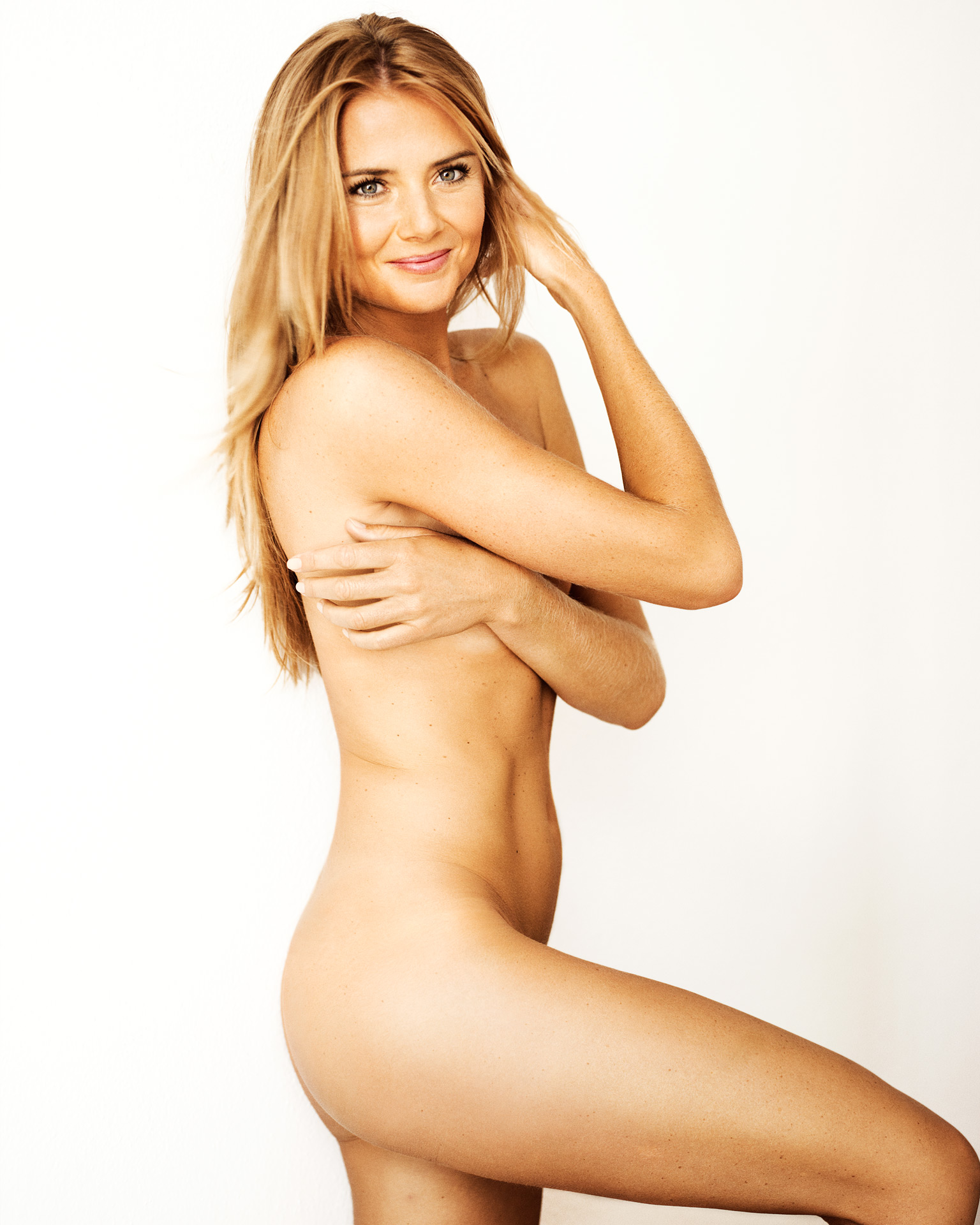 Daniela Hantuchova ESPN Body Issue