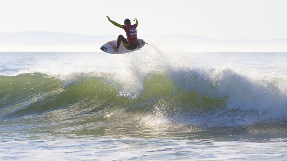 Would there be a rodeo for Jordy Smith to pioneer in surfing if there wasn't one in snowboarding first?