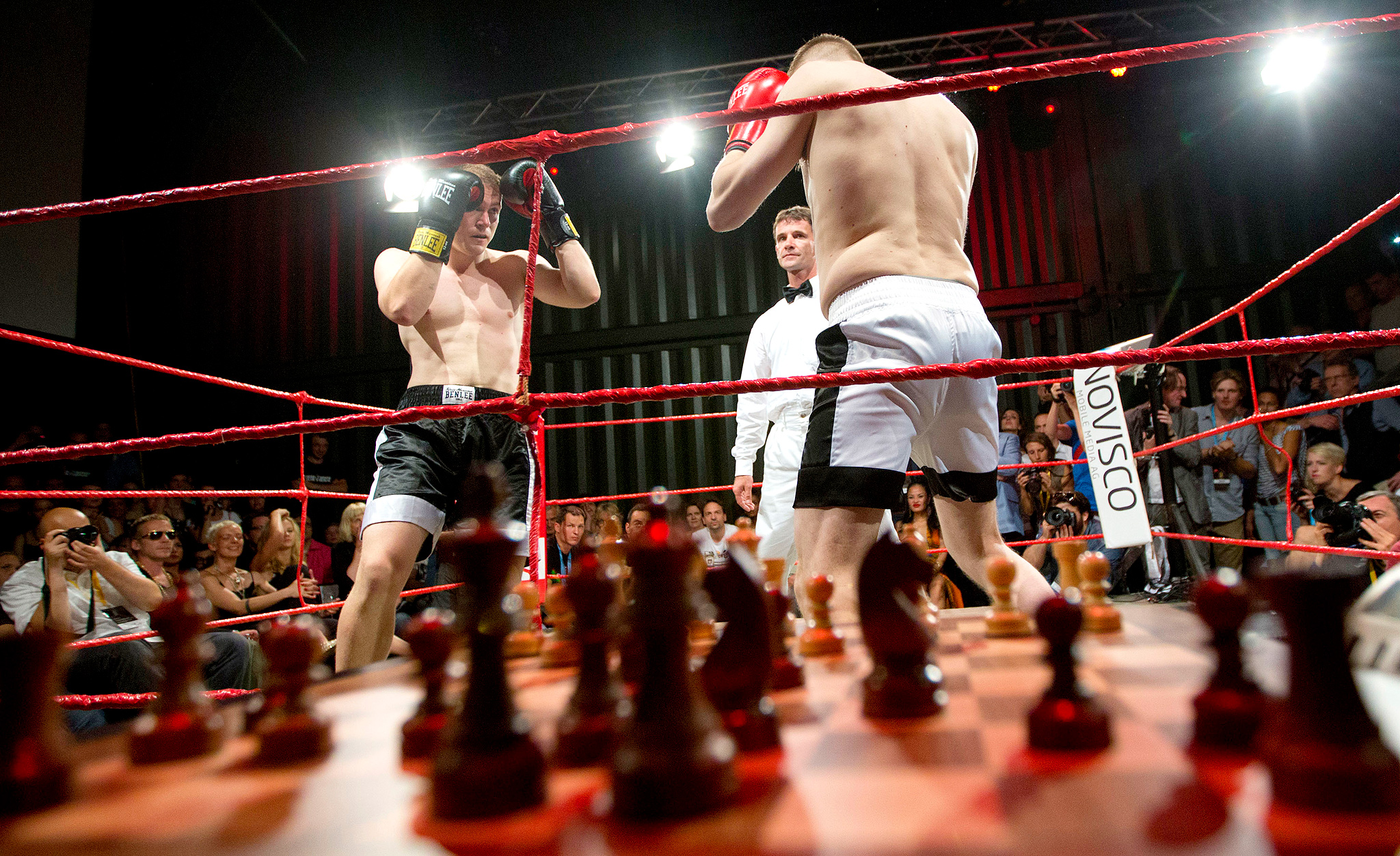 German Chess Boxing