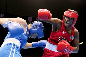 Claressa Shields' pugilistic skills at the ripe age of 17 showed all of us how exciting women's boxing can be.
