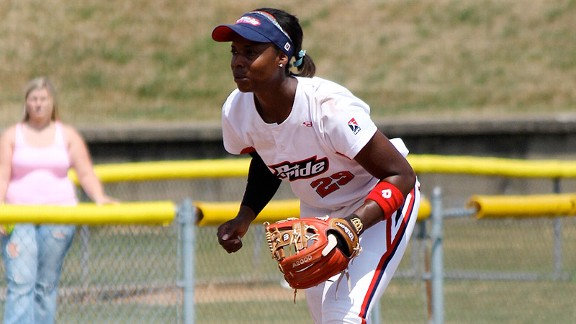 Natasha Watley is a cornerstone of National Pro Fastpitch, and a role model in a sport that lags in African-American representation.