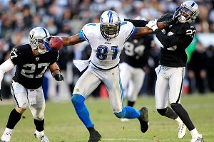 Can Calvin Johnson carry the Lions from worst to first in the NFC North?