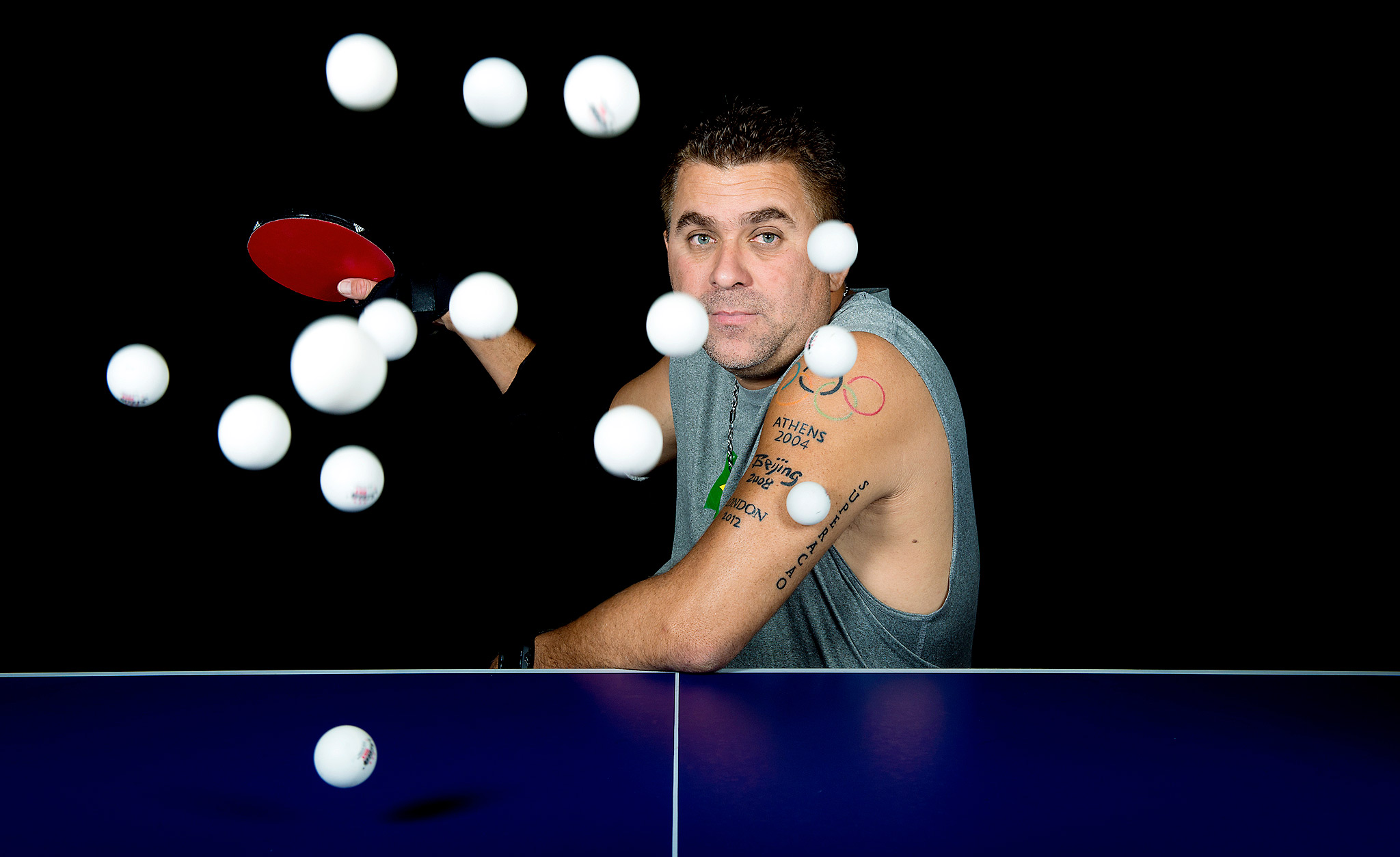 Paralympic Ping Pong