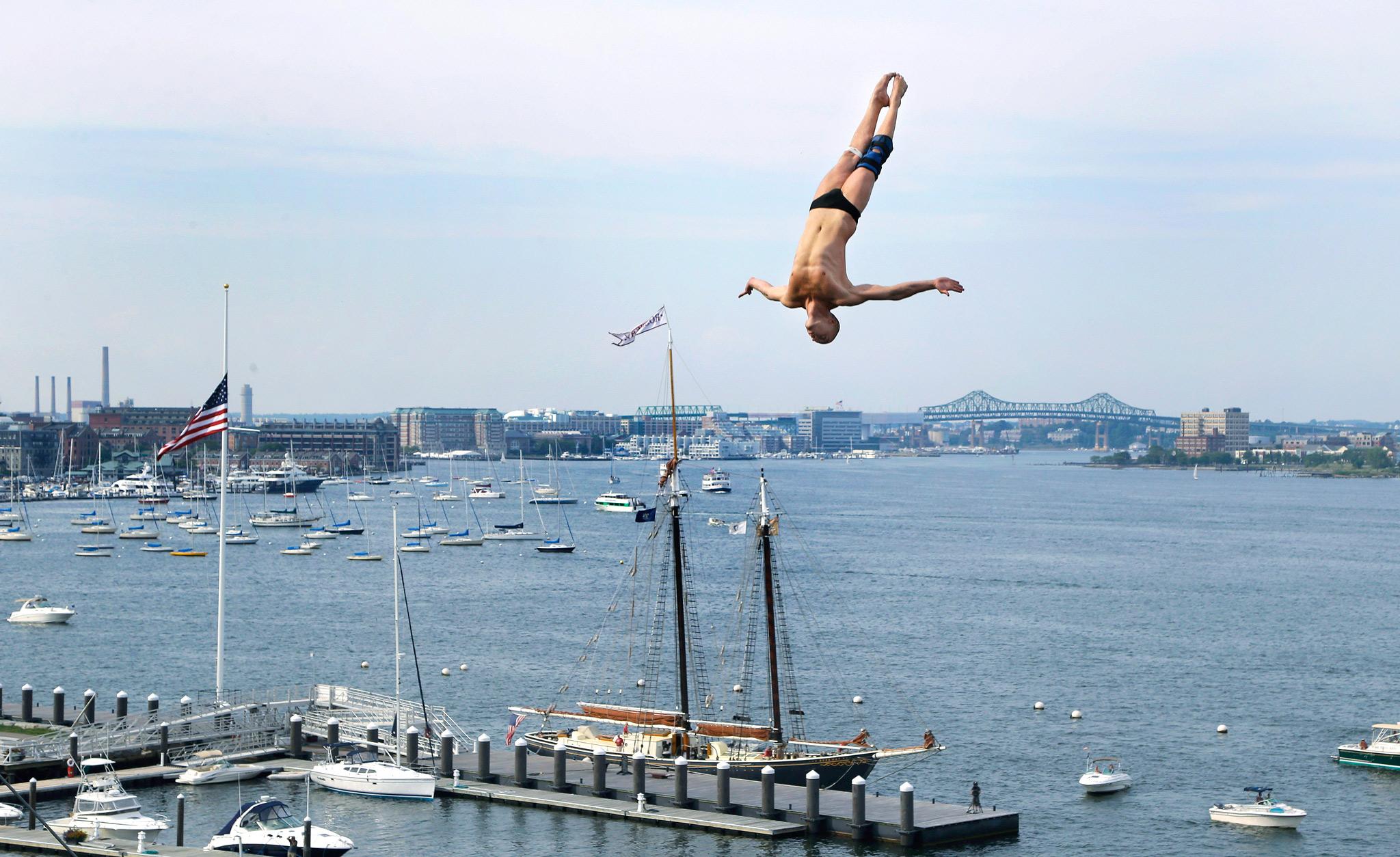Boston Harbor Diving