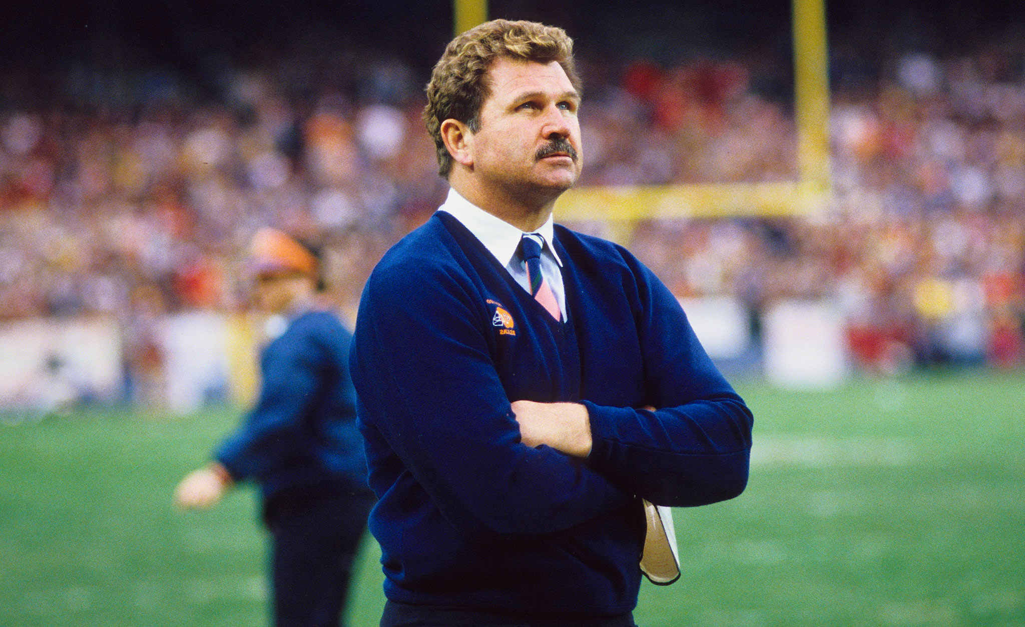 No. 3: Mike Ditka