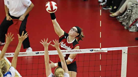 Nebrask Volleyball