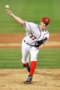Imagine how good the Nationals will be with a full season from their ace, Stephen Strasburg, who was shut down in early September last season to save wear on his arm.