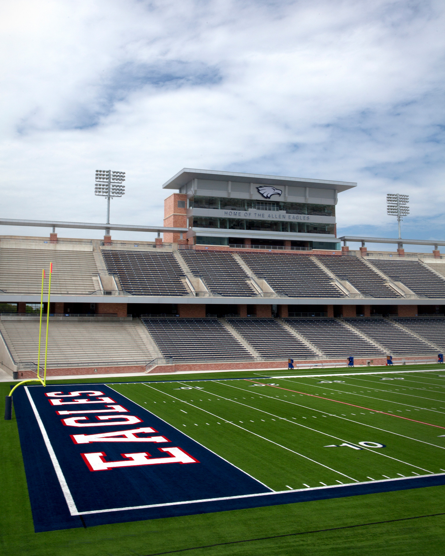 Allen High School Fooball Stadium