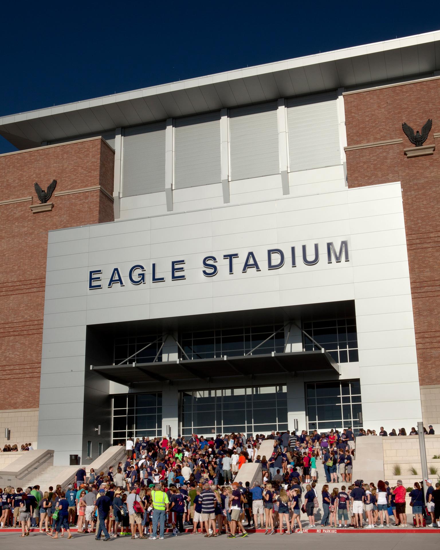 Allen High School Fooball Stadium