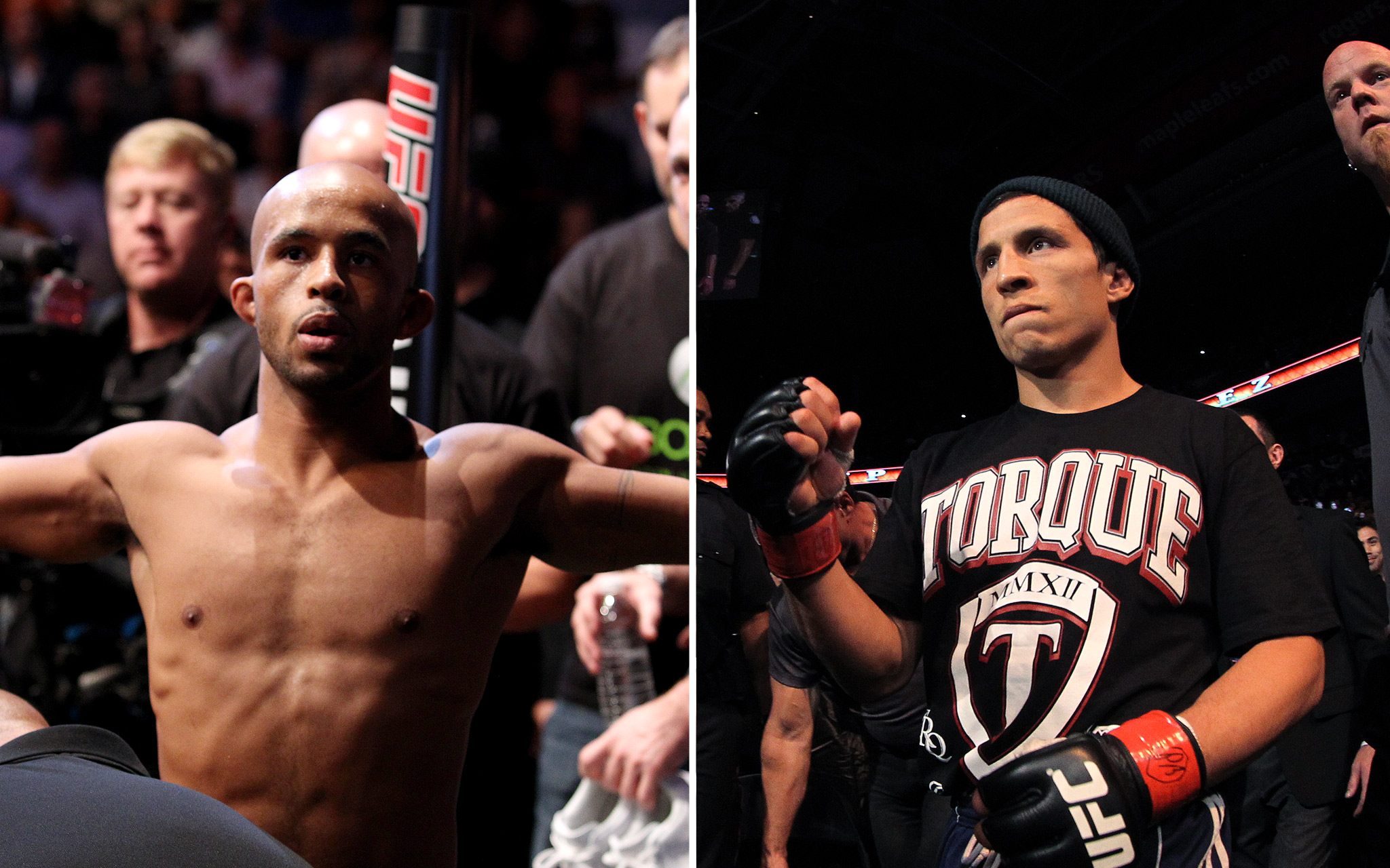 Joseph Benavidez vs. Demetrious Johnson