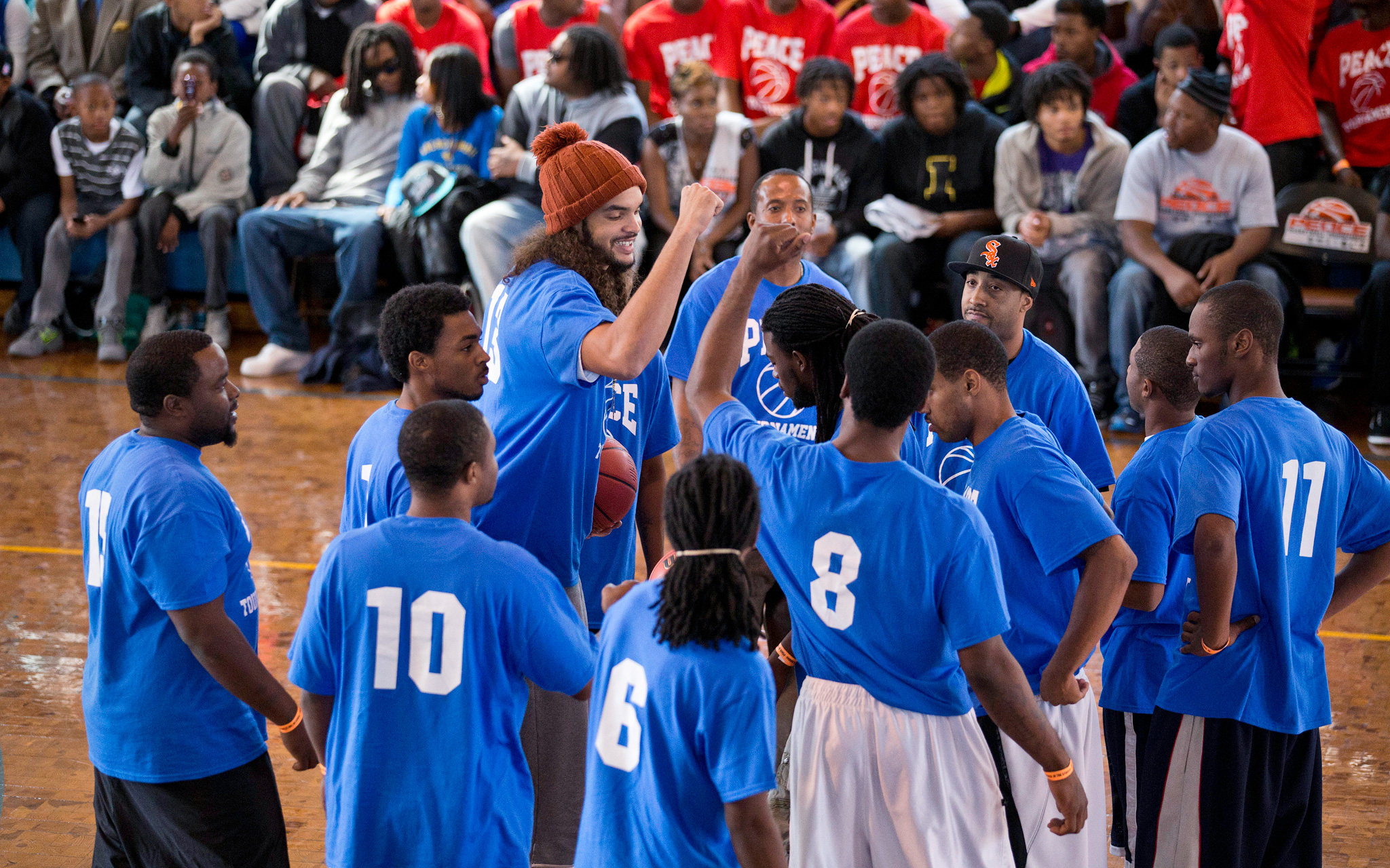 PEACE Basketball Tournament