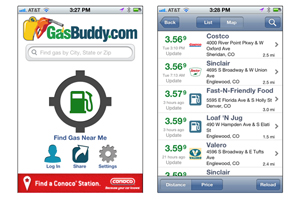 GasBuddy can save you major cash on fuel.